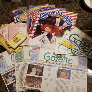 Vintage Cabbage Patch Kid's articles